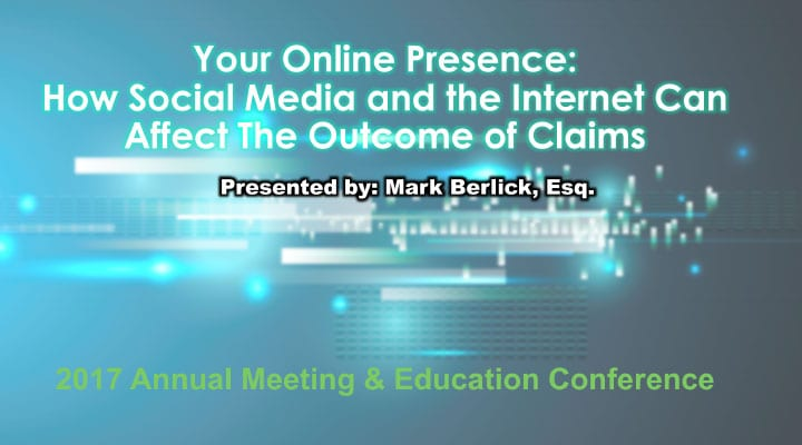 Bolin Law Course Online Presence And Social Media